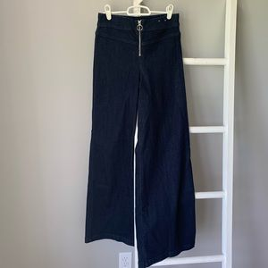 EXPRESS Jean wide bottoms